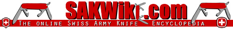 SAKwiki - Online encyclopedia of all things related to the world of Swiss Army Knives.